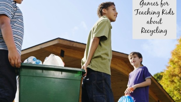 Sorting Recycling Activities For Kids