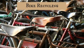 old bikes for recycling