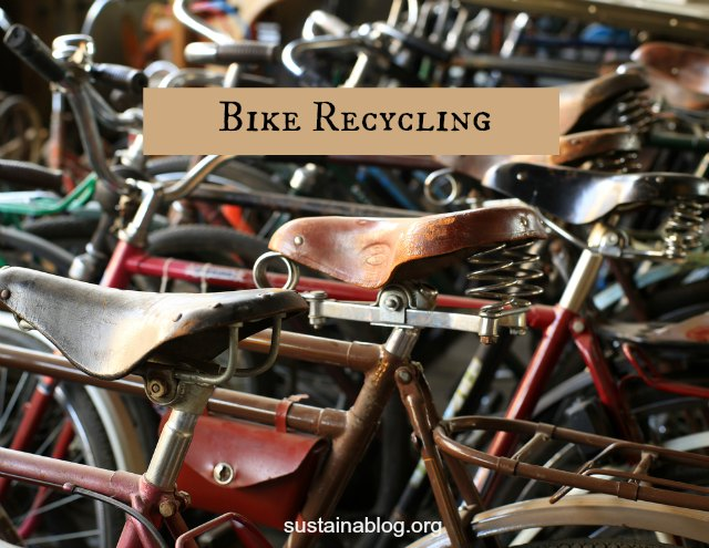 Bikes For The World Org the world recycling