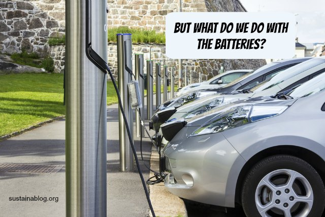 The Electric Vehicle Battery Can And Should Be Recycled