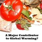 food waste is a cause of global warming
