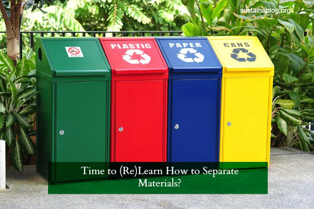 Consumer Education For Increased Recycling: #wastebiz