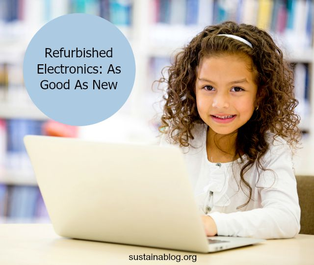 refurbished electronics for your kids