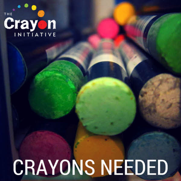 This Nonprofit's Mission: Recycle Crayons… Into More Crayons [Video]