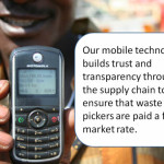 mobile technology for waste pickers