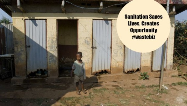 sanitation saves lives and creates opportunity