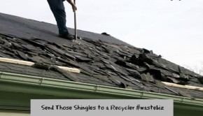 recycle those old shingles