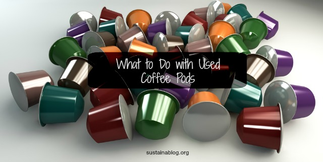 coffee pods