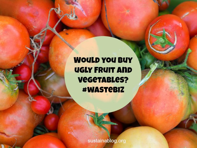 would you buy ugly fruit and vegetables?