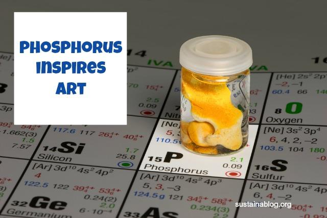phosphorus inspires art