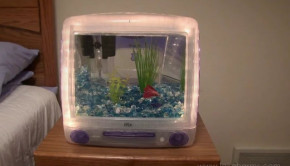 imac g3 aquarium