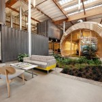 an office garden