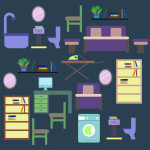 room-by-room guide to reducing waste