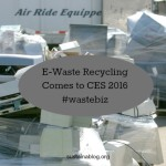 e-waste recycling comes to CES 2016