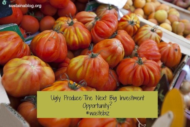 The Waste Biz: Ugly Fruit Comes To Shark Tank