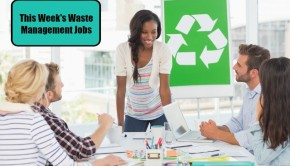 waste management jobs 1-10-16