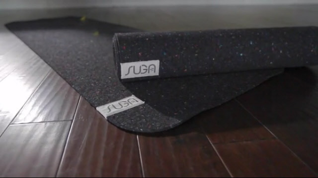 yoga mats made from recycled neoprene wetsuits