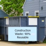 construction waste dumpster