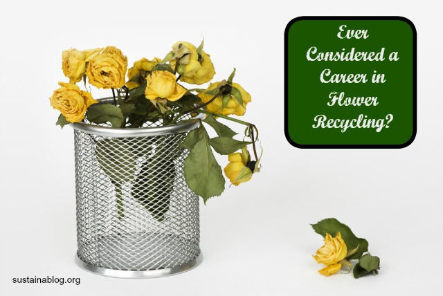 waste management jobs in flower recycling