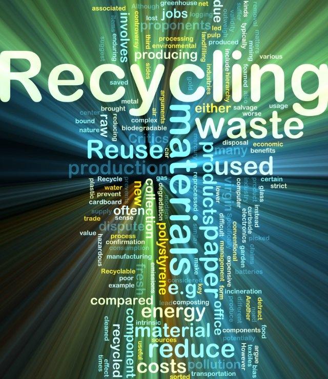 waste management words