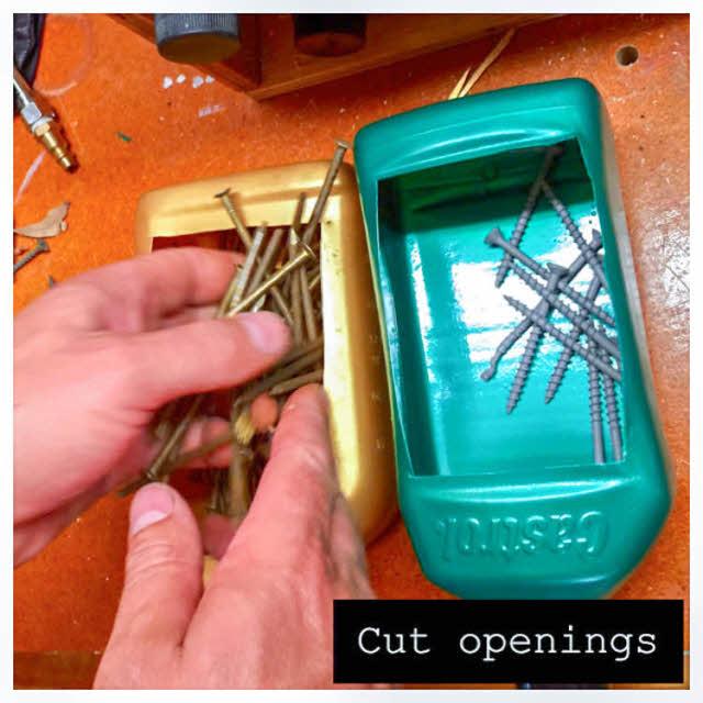 cut openings