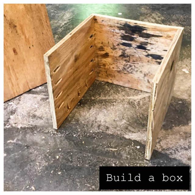 build a box