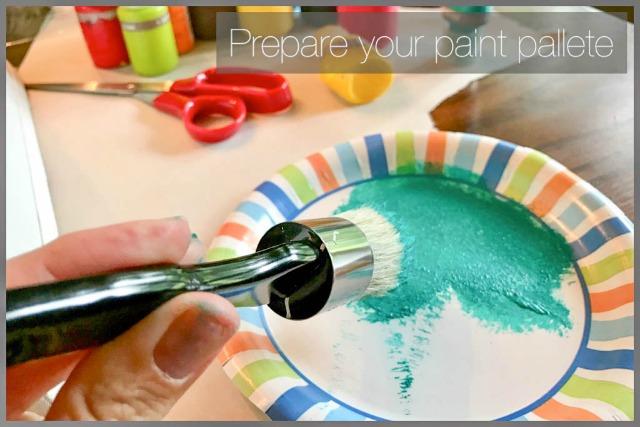 pick your paint pallette